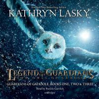 Imagen de portada para Legend of the guardians the owls of Ga'Hoole