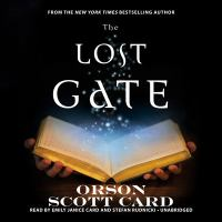 Cover image for The lost gate