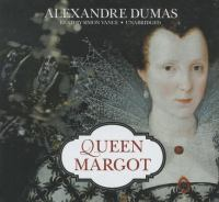 Cover image for Queen Margot
