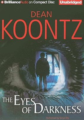 Cover image for The eyes of darkness
