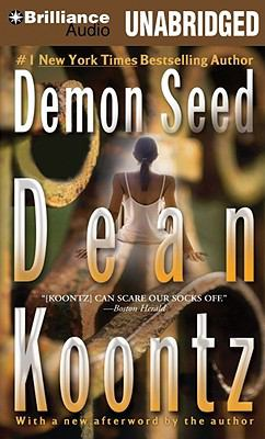 Cover image for Demon seed (read by Christopher Lane)