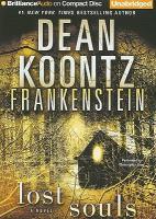 Cover image for Lost souls. bk. 4 Dean Koontz's Frankenstein series