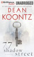Cover image for 77 Shadow Street a novel