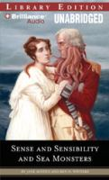 Cover image for Sense and sensibility and sea monsters