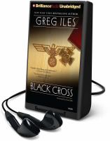 Cover image for Black cross