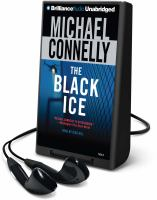 Cover image for The black ice. bk. 2 [Playaway] : Harry Bosch series