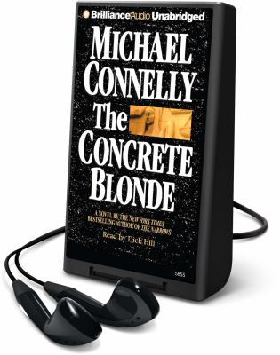 Cover image for The concrete blonde. bk. 3 [Playaway] : Harry Bosch series