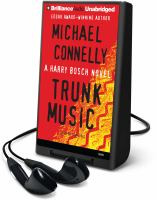 Cover image for Trunk music. bk. 5 [Playaway] : Harry Bosch series