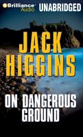 Cover image for On dangerous ground. bk. 3 [sound recording CD] : Sean Dillon series