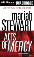 Cover image for Acts of mercy. bk. 3 [sound recording CD] : Mercy Street series