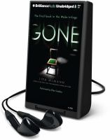 Cover image for Gone. bk. 3 Wake series