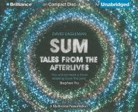 Cover image for Sum tales from the afterlives