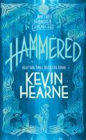 Imagen de portada para Hammered. bk. 3 [sound recording CD] : Iron druid chronicles series