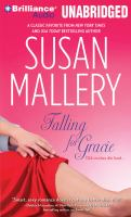 Cover image for Falling for Gracie [sound recording CD]