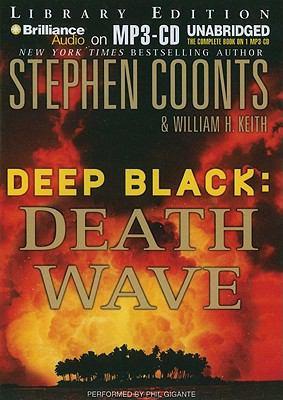 Imagen de portada para Death wave. bk. 9 Deep black series