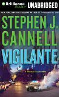 Cover image for Vigilante. bk. 11 Shane Scully series