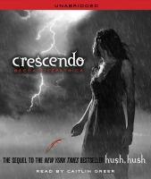 Cover image for Crescendo Hush, Hush Series, Book 2.