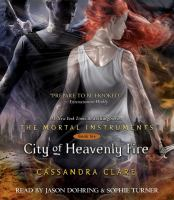 Imagen de portada para City of heavenly fire. bk. 6 [sound recording CD] : Mortal instruments series