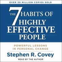 Cover image for The 7 habits of highly effective people