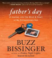 Cover image for Father's day a journey into the mind and heart of my extraordinary son