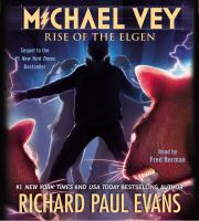 Cover image for Rise of the Elgen. bk. 2 Michael Vey series