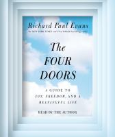Cover image for The four doors a guide to joy, freedom, and a meaningful life