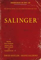 Cover image for Salinger