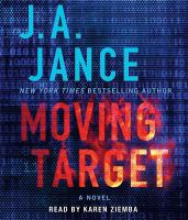 Cover image for Moving target. bk. 9 a novel : Ali Reynolds series