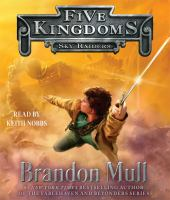 Cover image for Sky Raiders. bk. 1 [sound recording CD] : Five kingdoms series