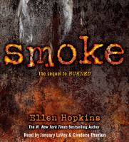 Cover image for Smoke. bk. 2 Burned series