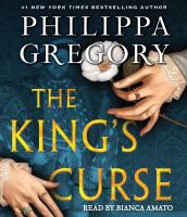 Cover image for The king's curse. bk. 7 Plantagenet and Tudor series