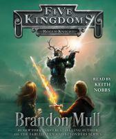 Imagen de portada para Rogue knight. bk. 2 Five kingdoms series