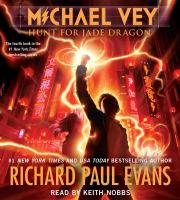 Cover image for Hunt for Jade Dragon. bk. 4 Michael Vey series