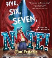 Cover image for Five, six, seven, Nate! bk. 2 [sound recording CD] : Better Nate than ever series