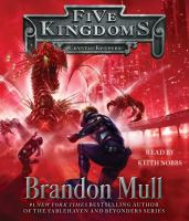 Cover image for Crystal keepers. bk. 3 [sound recording CD] : Five kingdoms series