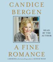 Imagen de portada para A fine romance [sound recording CD] : a memoir