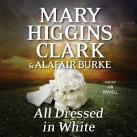 Cover image for All dressed in white Under Suspicion Series, Book 3.