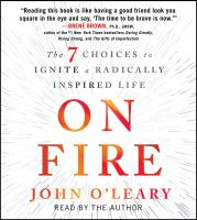 Cover image for On Fire