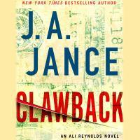 Cover image for Clawback An Ali Reynolds Novel.