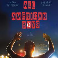 Cover image for All American boys [sound recording CD]