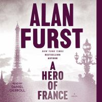 Cover image for A hero of france
