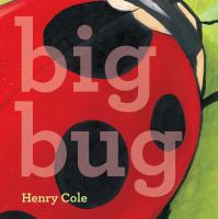 Cover image for Big bug