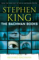 Cover image for The Bachman books