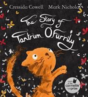 Cover image for The story of Tantrum O'Furrily