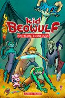 Cover image for Kid beowulf: the blood-bound oath