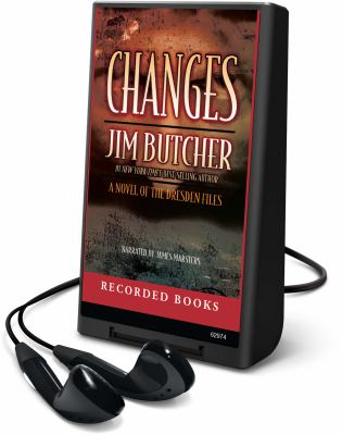 Cover image for Changes. bk. 12 Dresden files series