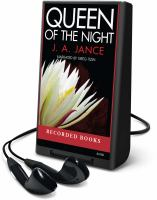 Cover image for Queen of the night. bk. 4 Brandon Walker series
