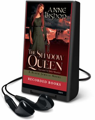 Cover image for The shadow queen. bk. 7 Black Jewels series