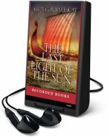 Cover image for The last light of the sun