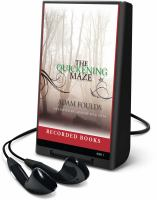 Cover image for The quickening maze